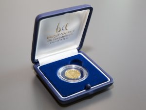 Fairmined & Fairtrade certified gold recognized by the Central Bank of Luxembourg