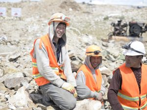 Ecological gold from Mongolia: Artisanal miners obtain Fairmined Certification