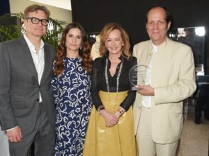 ARM recognised with the Chopard Green Carpet Collection (GCC) Award