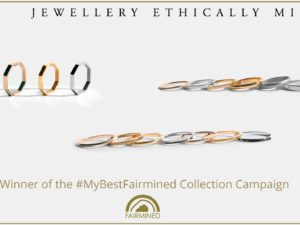 JEM Jewellery Ethically Minded ganador de la campaña Fairmined