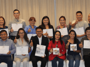 MONGOLIAN STAKEHOLDERS ARE TRAINED IN THE FAIRMINED CERTIFICATION