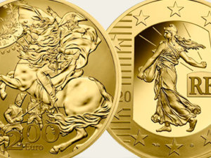 The anniversary of Napoleon was commemorated with Fairmined coins