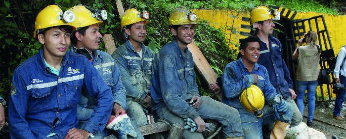 Iquira mining organization: an example that responsible mining is possible