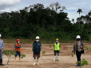 Alliance for Responsible Mining visited mining organizations in Madre de Dios that will be part of the Sustainable Mines Program in Peru